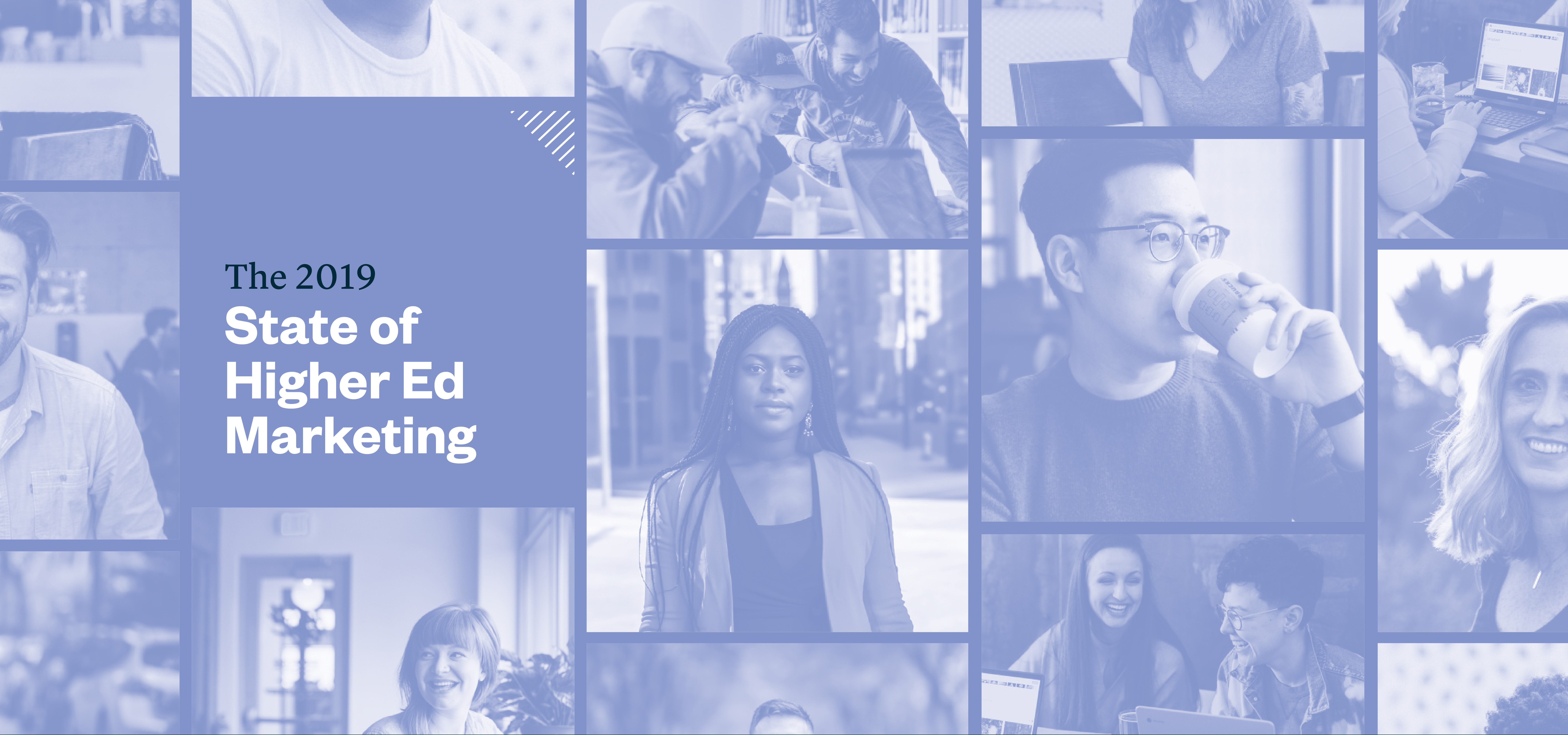 State of Higher Ed Marketing Cover